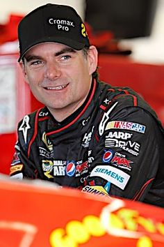 Jeff Gordon starting 8th at TX