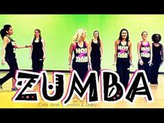 Zumba Dance: Easy For Beginners - YouTube