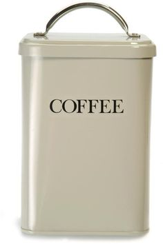 Garden Trading - Coffee Canister - Clay #affiliate