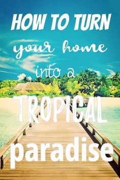 How to immediately turn your home into a tropical paradise with this simple solution #housenumber #addresssign #numbertile #addressplaque #tilenumber #tilehousenumber #doornumber