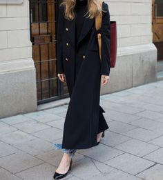 m File #longcoat #streetstyle #fashion #minimal