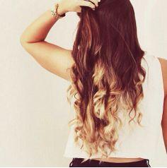 Beautiful hair♥
