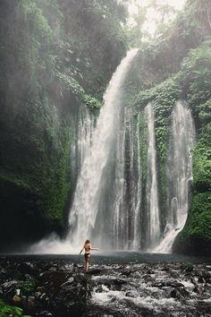 """How else can you get real honest opinions from other people in a position like you? We traveled around Indonesia for two months and we found a lot of our favorite local places through TripAdvisor."" --- ""Traveler Photo of the Week"" winner, The Eight Hours (click the pin to reveal where to find this breathtaking waterfall!)"