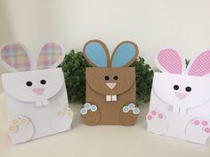 Tons de Festa: Trio de coelhinhos