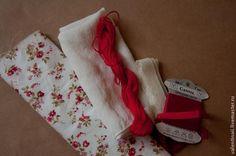 Шьем платье на маленькую куклу - Ярмарка Мастеров - ручная работа, handmade