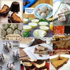 Top 10 recipes for Coconut oil fat bombs!!