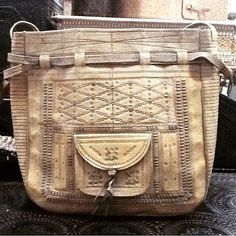 eather tote made from superior quality leather and hanfcrafted in Tetouan. The tote craftsmanship is inspired by the ancient culture of Morocco. The hand embossing consists of geometrical Moroccan Architecture symbols and culture folk. For more details and colors please visit our website moroccancorridor.com