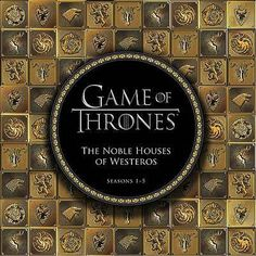 Game of thrones the noble houses of westeros #running #press #hardback new book f,  View more on the LINK: http://www.zeppy.io/product/gb/2/222095555603/
