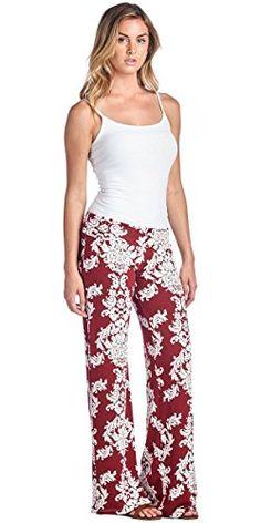 e512aed7310 Adogirl Pantalon Femme Tribal Floral Enthic Dashiki Print Wide Leg Pant  Women Plus Size Full Length Trousers Palazzo Pants