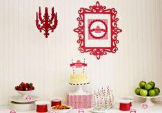 Bake Shop Birthday Party via Kara's Party Ideas  www.KarasPartyIdeas.com