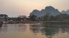 Vang Vieng, Lao
