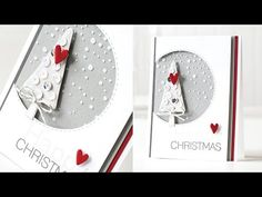 Color Coordinates Recipe for Christmas Card Crafts, Christmas Items, All Things Christmas, Holiday Cards, Christmas Cards, Simon Says Stamp Blog, Card Making Tutorials, Winter Cards, Card Kit