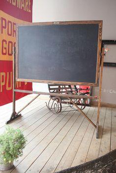 2 Sided Chalk Board