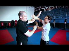 JKD Hubud Part 1 of 5 - Jeet Kune Do Sensitivity Drills