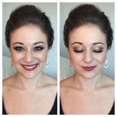 2016 Emmy Awards Makeup Hair by AngelaTam.com. #celebritymakeupartist #celebrityhairstylist #redcarpetmakeupartist #angela