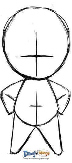 Comment dessiner un chibi