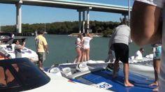 Watch MTI boats in Key West Poker Run 2012.