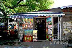 Haitian Art Gallery