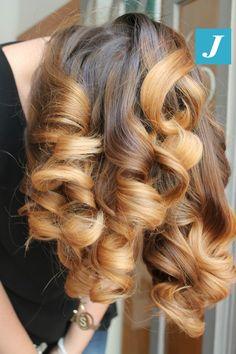 Degradé Joelle #sunset #cdj #degradejoelle #tagliopuntearia #degradé #igers #musthave #hair #hairstyle #haircolour #longhair #ootd #hairfashion #madeinitaly #wellastudionyc