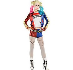 adult property of joker harley quinn costume suicide squad party city