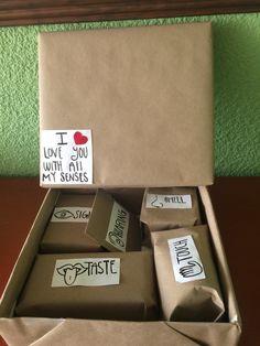 Diy gift #boyfriend #gift