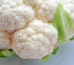 Healing benefits of Cauliflower