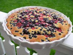 Finnish tart and pie recipes galore!