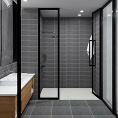 Pixl Party Time x Porcelain Field Tile Bathroom Flooring, Kitchen Flooring, Bathroom Wall, Bathroom Interior, Bathroom Ideas, Teen Boy Bathroom, Master Bathroom, Shower Ideas, Basement Bathroom