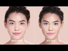 How to Contour Your Round Face | Sephora - YouTube | Using Cover FX Cream Contouring Kit
