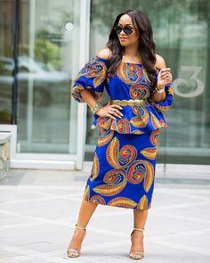 I Love These Ankara Short Skirt and Peplum Blouse Styles.I Love These Ankara Short Skirt and Peplum Blouse Styles African Print Dresses, African Fashion Dresses, African Dress, African Prints, Ankara Fashion, African Inspired Fashion, African Print Fashion, Africa Fashion, African Attire