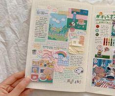 Bullet Journal Notebook, Bullet Journal Ideas Pages, Bullet Journal Inspiration, Scrapbook Journal, Journal Layout, Cute Journals, Bullet Journal Aesthetic, Arte Sketchbook, Pics Art