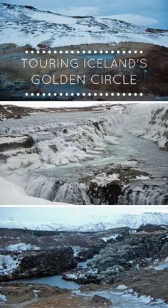 If you only take one tour on your trip to Iceland make it a tour of The Golden Circle. You'll experience three forces of nature in one unforgettable day – Gullfoss, geysers and geological rifts… #iceland #goldencircle