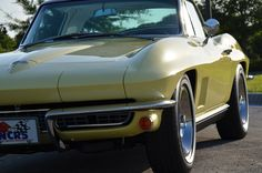 This 67 Corvette Stingray was a very special detail for 2015. A link to our Detailed Image Ask-a-Pro published article is also attached at the bottom of this post. If you're interested in aow…