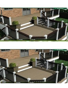 Deck Stain Colors Tone Deck Staining Ideas At This Point I'm Looking . Backyard Deck Ideas For The House Red Brick Walls . What Color Should I Stain My Deck . Deck Stain Colors, Deck Colors, Outdoor Spaces, Outdoor Living, Outdoor Decor, Outdoor Ideas, Outdoor Life, Deck Makeover, Deck Plans