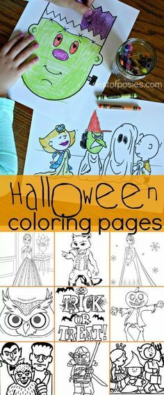 4c6eaea6cbe1 Halloween Coloring Pages including Charlie Brown Frozen Rocket Raccoon  Frankenstein and many more! Halloween Activities