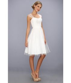 Unique Vintage Garden State Dress Ivory - Zappos.com Free Shipping BOTH Ways