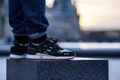 BAIT x Asics Gel Lyte III #sneakers