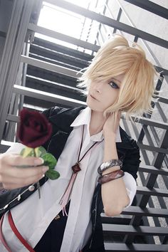 Kou Mukami from Diabolik Lovers Cosplay || anime cosplay