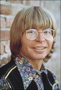 Along with The Carpenters and Tony Orlando and Dawn, my siblings listened to John Denver. Yes, we're white.