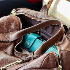 The perfect companion wherever you go. ⠀⠀⠀⠀⠀⠀⠀⠀⠀ Re-gram from showing The Original Personal Organiser in Dark Aqua. Personal Organizer, Aqua, The Originals, Bags, Fashion, Handbags, Moda, Water, Fashion Styles