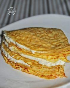 nalesniki-2 Pancakes, Paleo, Breakfast, Ethnic Recipes, Food, Desserts, Morning Coffee, Tailgate Desserts, Deserts