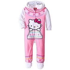 online shopping for Hello Kitty Little Girls' Hooded Fleece Blanket Sleeper from top store. See new offer for Hello Kitty Little Girls' Hooded Fleece Blanket Sleeper Hello Kitty Clothes, Hello Kitty Shoes, Hello Kitty Bag, Blanket Sleeper, Hello Kitty Collection, Girls Pajamas, Kawaii Clothes, Hoodies, Sweatshirts