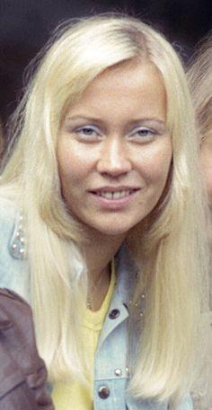 Agnetha Fältskog !