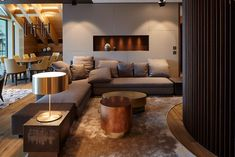 Gotthard Suite – The Chedi Andermatt