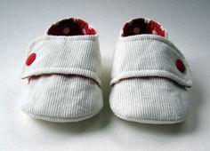 sweet little baby slippers