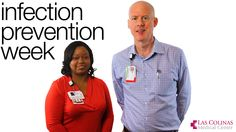 This week (Oct. 20-26) is Infection Prevention Week.  Clean hands save lives.