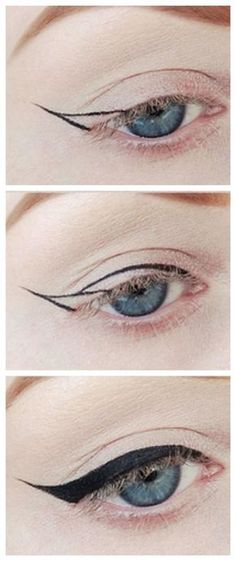 Amazing Hacks For Perfect Winged Eyeliner