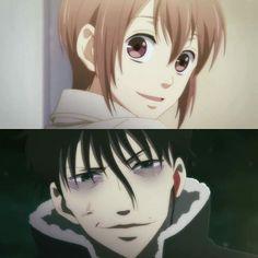 He scolded Tsukasa like they're lovers. Best Romantic Comedy Anime, Anime Devil, Studio Ghibli Art, Manga Anime, Anime Boys, Awesome Anime, Anime Ships, Anime Comics, Figure Drawing