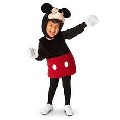 Mickey Mouse Plush Costume - Disney Store
