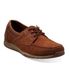 Love this Tan Armada English Leather Oxford on #zulily! #zulilyfinds